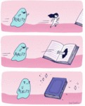 This Is Exactly How Books Work For Me