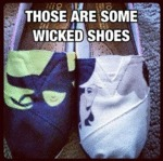Some Wicked Shoes