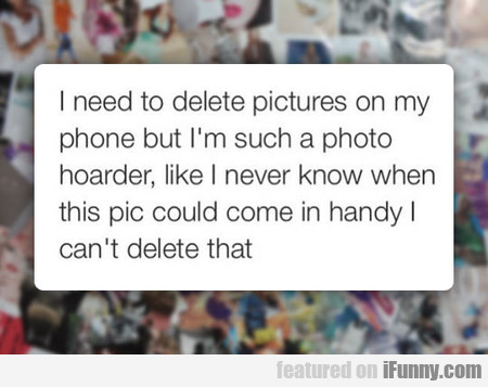 Photo Hoarder