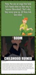 Peter Pan's Dark Story