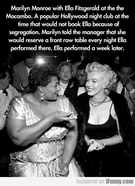 Something You Probably Didn't Know About Marilyn..