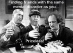 Finding That Kind Of Friends