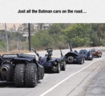 Batmobile Heaven