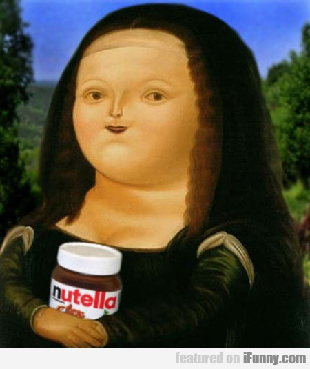 The Effects Of Too Much Nutella