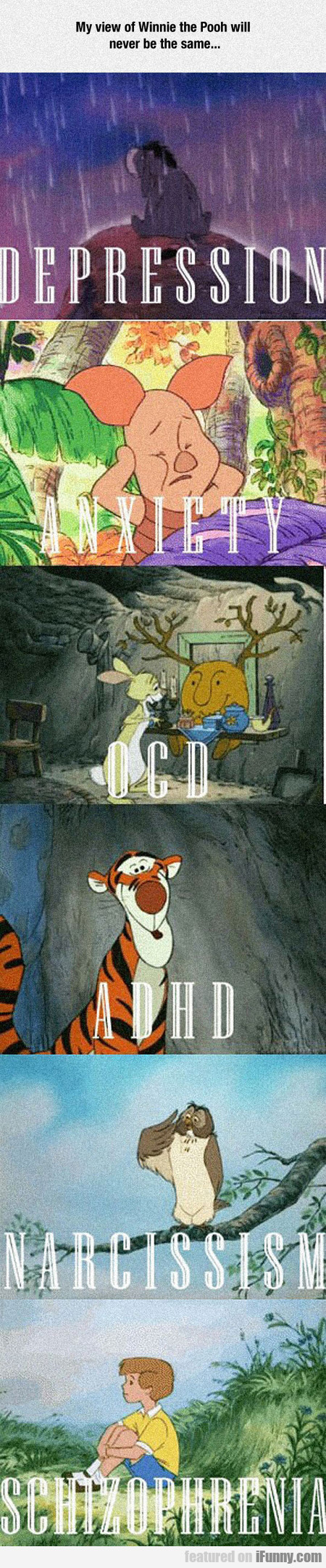 The Truth Behind Winnie The Pooh