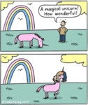 It's A Magical Unicorn