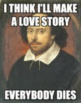 Darn It, Shakespeare!