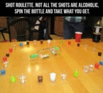 The Shot Roulette