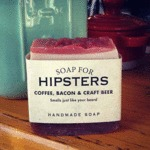 Soap For Hipsters Only
