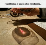 The Whispering Eye Of Sauron