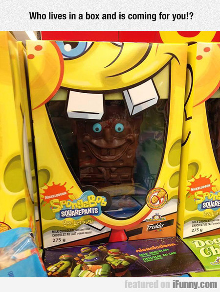 Spongebob's Brother From Another Mother