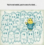 Don't Worry If You're Different