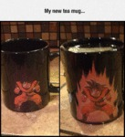 The Coolest Dragon Ball Mug