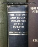 The History Of The Potato