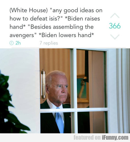 Biden Looks A Little Disappointed