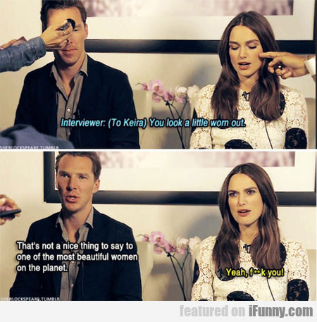 Cumberbatch To The Rescue