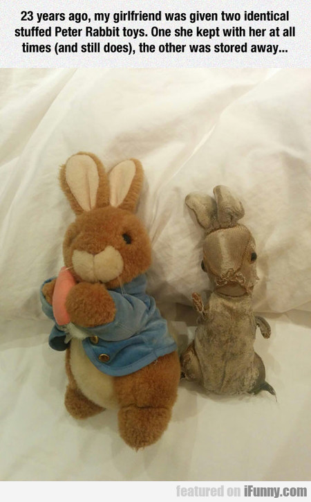There's No Childhood Friend Like Peter Rabbit
