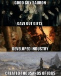 Sauron Was So Misunderstood