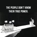 People's True Power