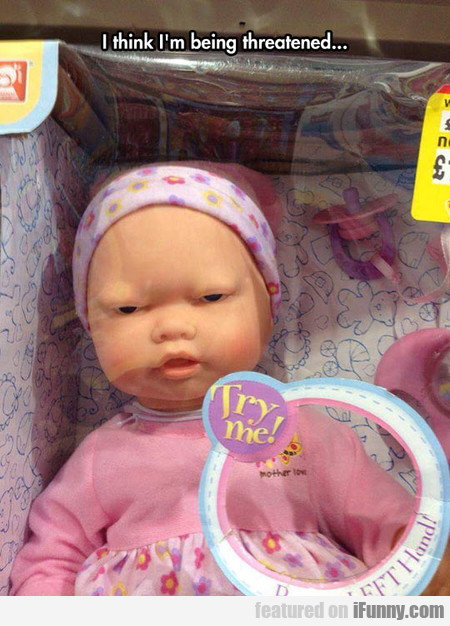 This Doll Is Tired Of Your Crap