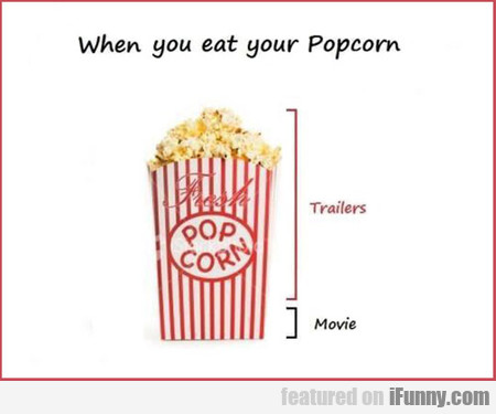 Whenever I Go To The Movie Theater