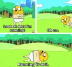 Whenever I Try To Get In Shape