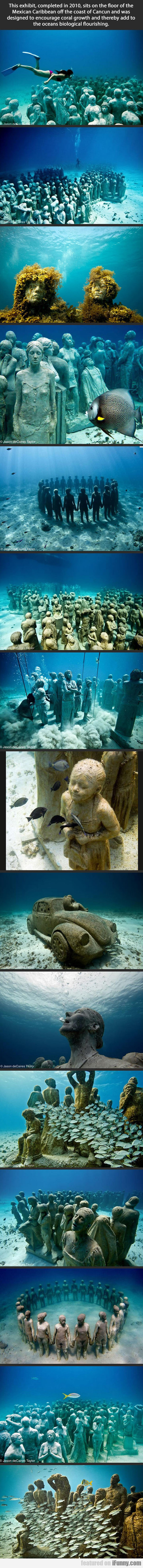 Awesome Underwater Museum