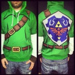 This Legend Of Zelda Hoodie Is Amazing