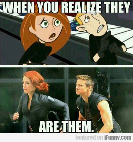 Black Widow And Hawkeye, The Beginnings