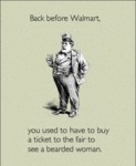 Before There Was A Walmart