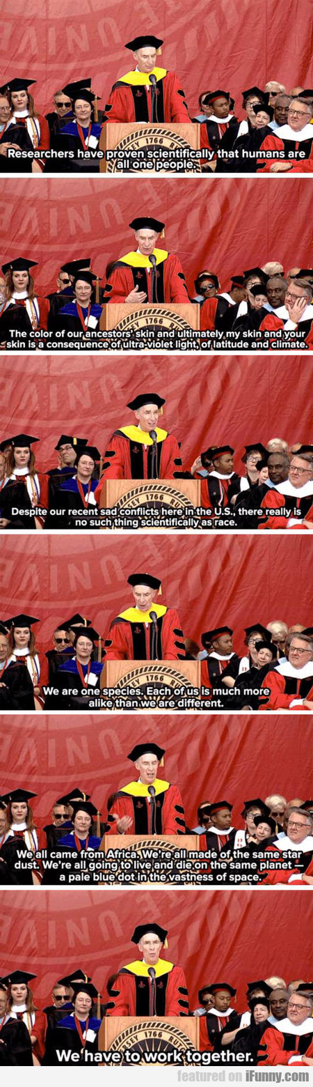 Bill Nye Never Fails To Win My Respect