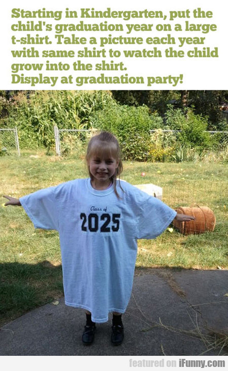 Graduation Idea Win
