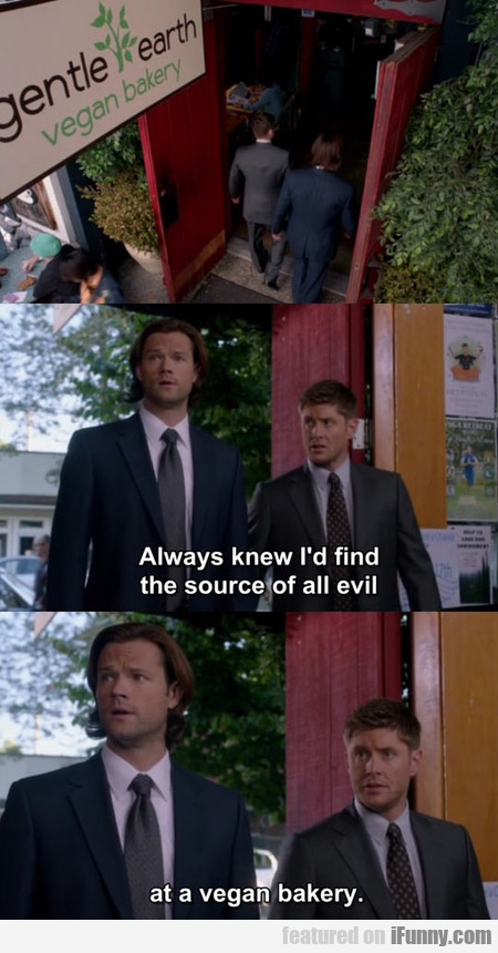Dean Winchester Is My Spirit Animal