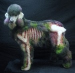 Ever Seen A Zombie Poodle?