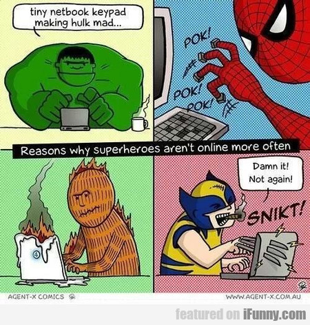 Superhero Problems