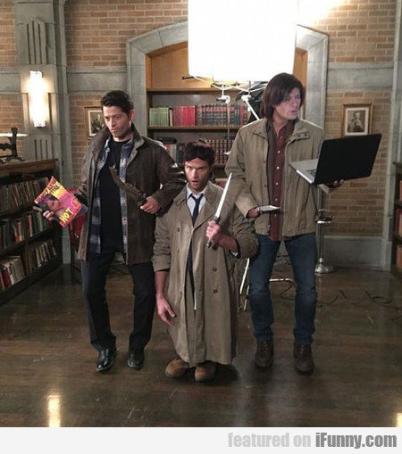 Supernatural Halloween