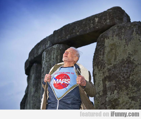 Buzz Aldrin Is My Spirit Animal