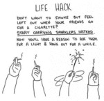 It's A Useful Life Hack