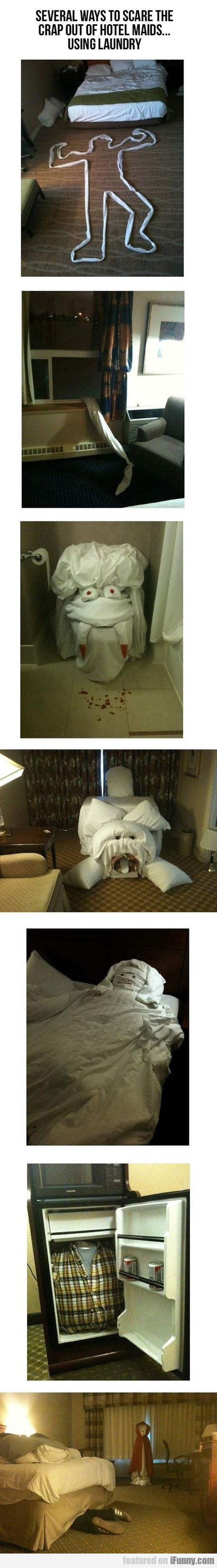 Before You Leave Your Hotel Room