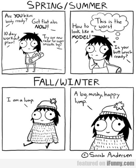 Why I Prefer The Cold Weather