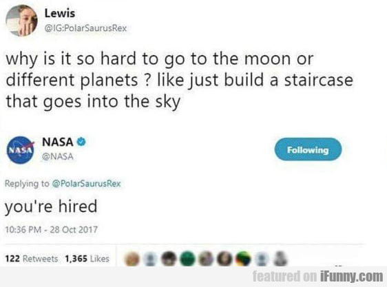 Why Is It So Hard To Go To The Moon Or Other...