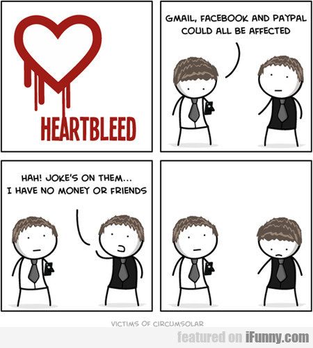 Heartbleed - Gmail, Facebook And Paypal Could...