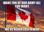 Make Fun Of Our Army