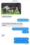 Wrong Number - Wait I Want One...