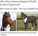 Wife - Why Is There A Charge For $3000 To...
