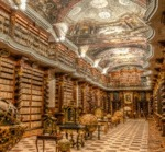 Z - Epic Library In The Czech Republic