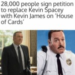 28000 People Sign Petition To Replace Kevin...