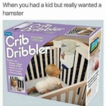 When You Had A Kid But Really Wanted A Hamster
