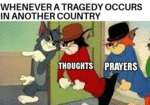 Whenever A Tragedy Occurs In Another Country...