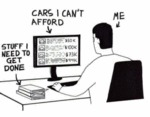Cars I Can't Afford - Stuff I Need To Get Done...